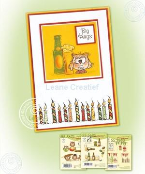 Image de Combi stamp Owly