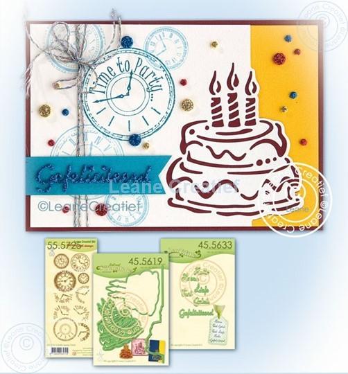 Afbeelding van Birthday cake: time to celebrate