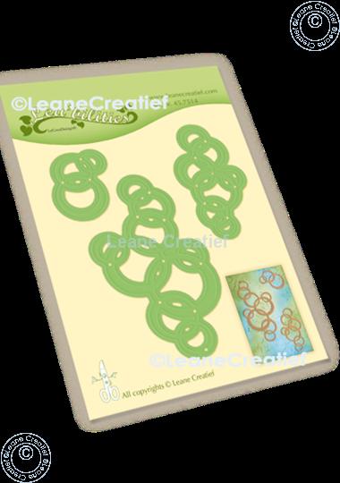 Image sur Lea'bilitie® Décoration de cercles matrice pour découper