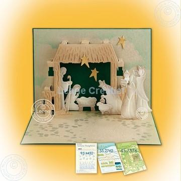 Image de nativity scene Pop-up