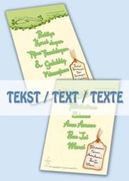 Bild für Kategorie Lea'bilitie Text Schablone